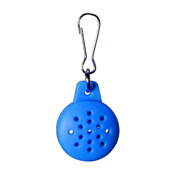 Blue animal aromatherapy pendant