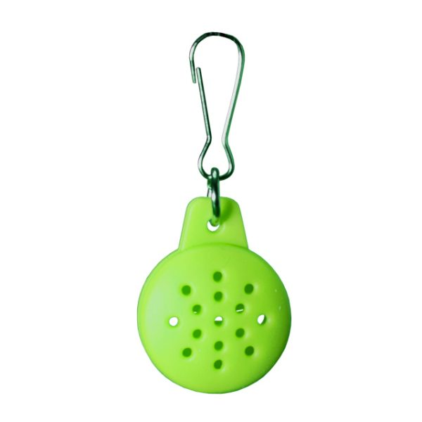 lime green silisone pet diffuser