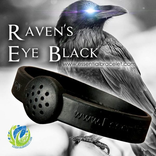 Raven's Eye Black bracelet