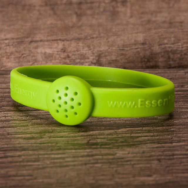 The original lime green essential bracelet