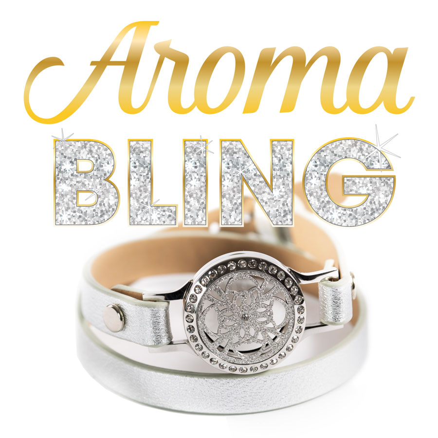 Aroma Bling - Stylish Essential Oil Jewelry